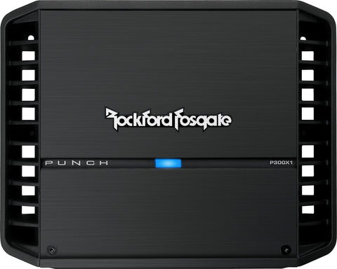 Rockford Fosgate Punch 300 Watt Full-Range Mono Amplifier