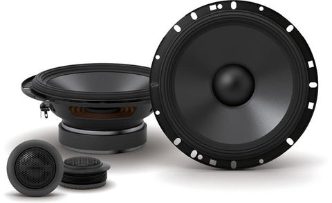 "Alpine S-S65C 6-1/2"" Component 2-Way Speaker Set"