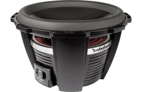 "Rockford Fosgate Power 12"" T1 2-Ohm DVC Subwoofer"