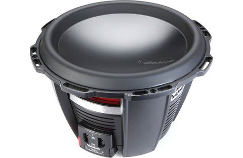 "Rockford Fosgate Power 12"" T1 4-Ohm DVC Subwoofer"