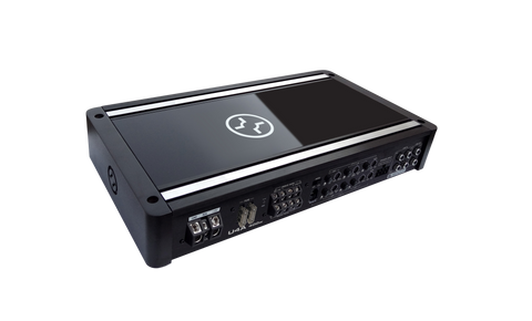 Hybrid Audio Technologies Unity U4A 4-Channel Amplifier