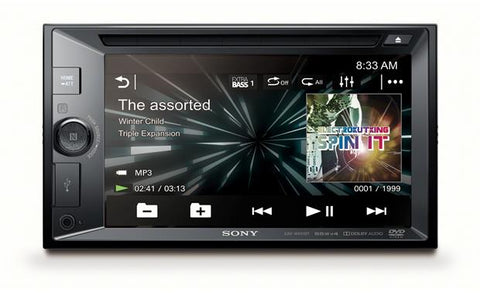 "Sony XAV-W651BT - 6.2"" LCD DVD Receiver"