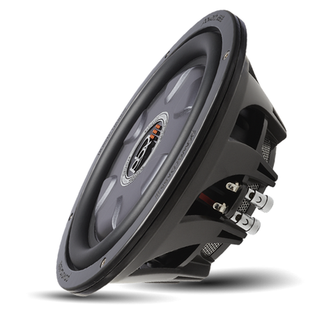 "Powerbass XL-1040T 10"" Shallow Mount Subwoofer"