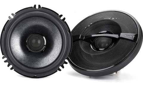 "Sony XS-GS1621 - 6""1/2 (16 cm) GS 2-Way Coaxial Speakers"