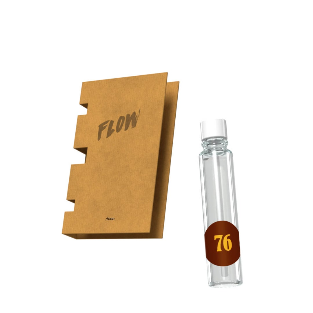Flow Perfumes 76 MY SCEENT MEN 50ml inspiracja THE SCENT FOR HIM HUGO BOSS