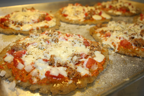 Pizzas with Pizzazz!