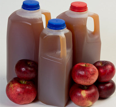 Suprima Unpasteurized Sweet Apple Cider--(1 liter, 2 liter)