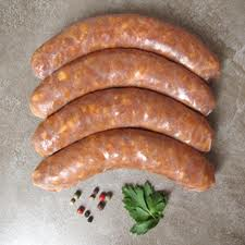 12 assorted sausage packs box (12 lbs total)