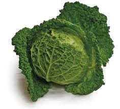 Savoy Cabbage (2 lb)
