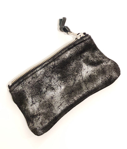 Metallic Mini Belle Pouch