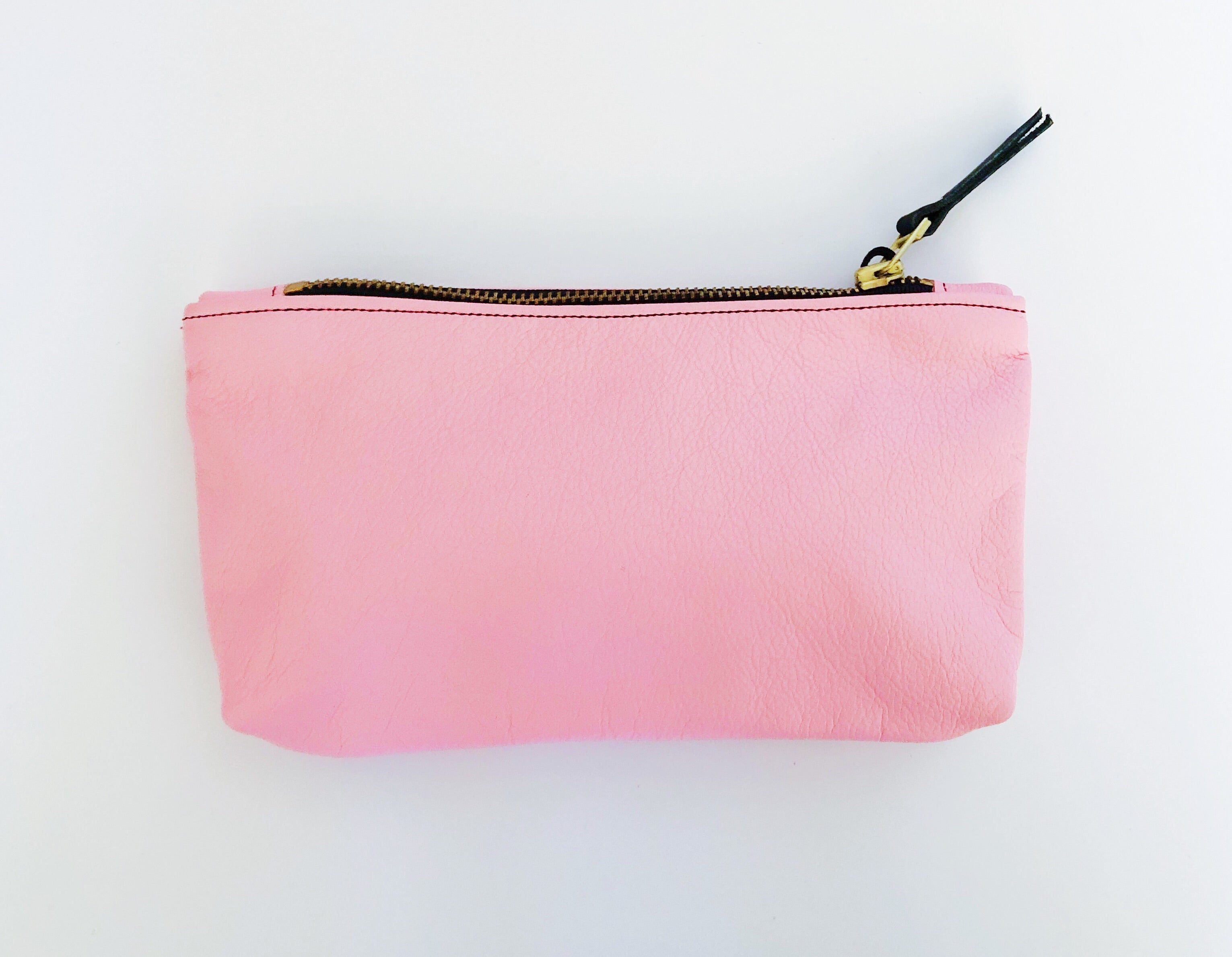 Small Bubblegum Belle Pouch