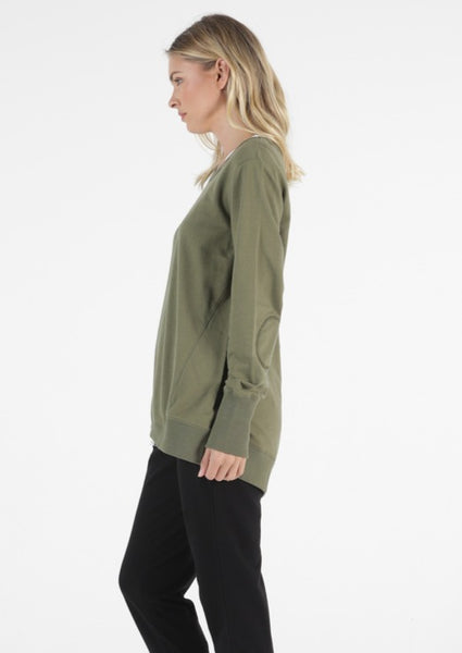 Dolly Sweats | Khaki