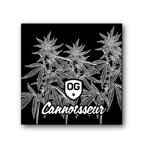 Cannoisseur® - Plant Life Sticker