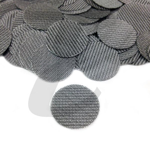 Errlectric® Titanium Mesh Screen