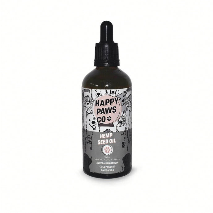 Hemp Seed Oil For Pets