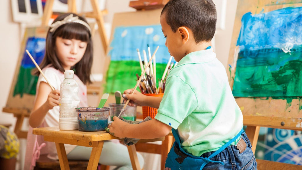 The role of Art in a child's life