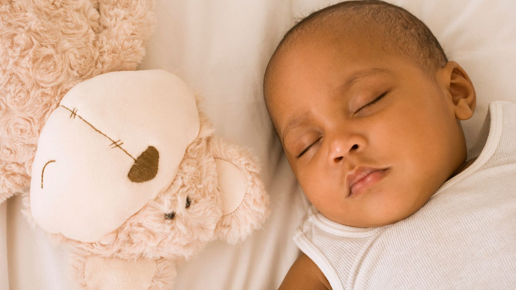 Baby sleeping tips: developing sleep associations
