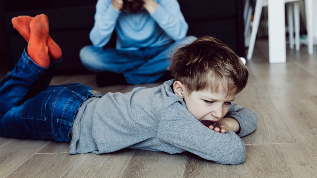 Teaching Your Children To Beat Stress