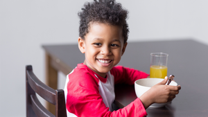 10 Tips To Get Your Kids Eating Healthily.