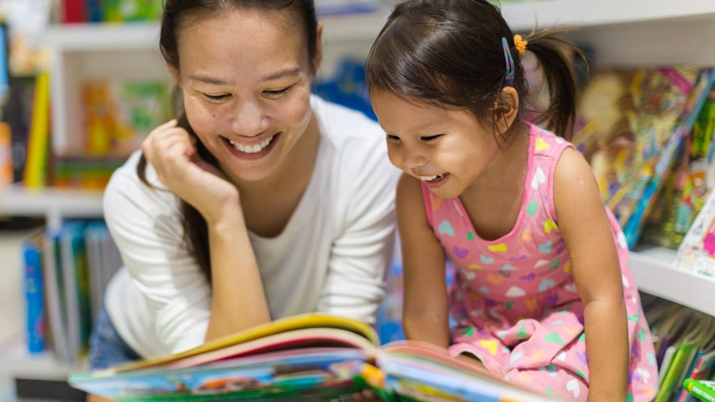Teaching Your Child To Love To Read