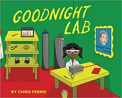 Goodnight Lab bedtime story for kids