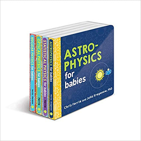 Physics Board Book Set