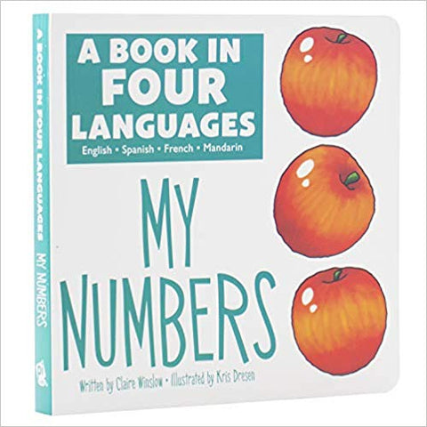 A Book in 4 Languages