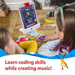 Music creation while learning coding skills with Coding Jam