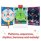 Music patterns and rhythm creation with Coding Jam