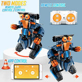 Modes of STEM Robot Kit