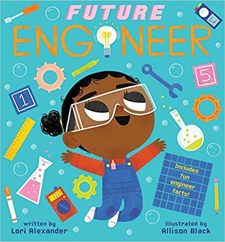 Future Engineer books for kids