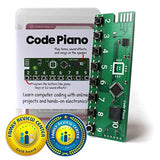 Code Piano for learning music and coding