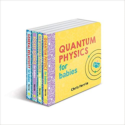 Quantum Physics Board Books for kids