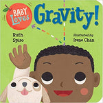 Baby Loves Gravity Science Book