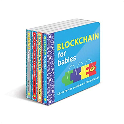 STEM Book Set Children's Books