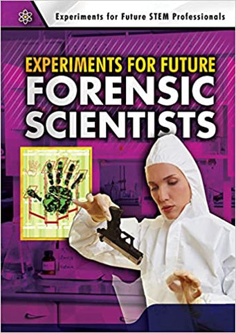 KiKi's Experiments for Future Forensic Scientists