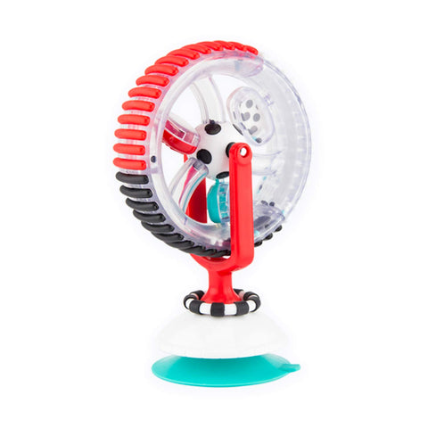 Wonder Wheel Suction Cup Toy
