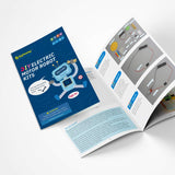 Learning manual of Electric Motor Robotic Science Kits