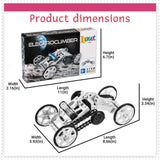 Product dimensions of Electronics Exploration Kit