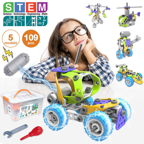 STEM Toys Kit 5-in-1