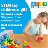 Kids Building Blocks Set