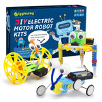 Electric Motor Robotic Science Kits for kids