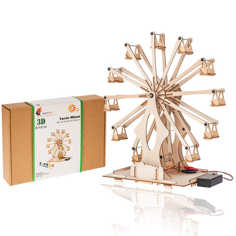 Kingston Wooden Ferris Wheel Building Kit