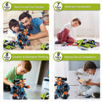 Advantages of STEM Robotic Kit for kids