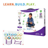 Science circuit conductor kit for kids