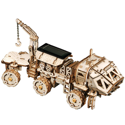 ROKR Mechanical Models,3-D Wooden Puzzle