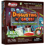 Experiment & Activity Set of Disgusting n' Gross Science Kit