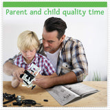 Parent and child relation improvement with Fast and Furious Car Building Kit