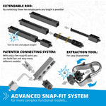 Advance Snap Fit System for Kids