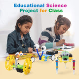 Electric Motor Robotic Science Kits for kids science project